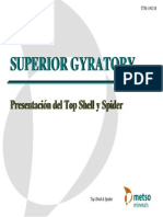 Gyratory - Top Shell & Spider E