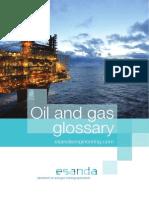 Esanda Oil Gas Glossary