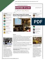 27-03-2014 'Busca Grupo Frontera 2020, inlcuído Reynosa, reforzar gestiones ante la COCEF'