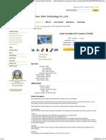 Solar Portable GPS Tracker (JT600) - China Gps Tracker,Solar Gps,Solar Gps Tracker in GPS