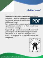 Portafolio Fundación