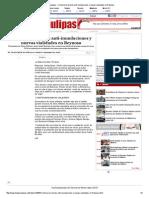 01-04-2014 'Construirán drenes anti-inundaciones y nuevas vialidades en Reynosa'