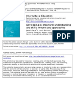 A1 Perry & Southwell 2011Developing Intercultural Understanding and Skills
