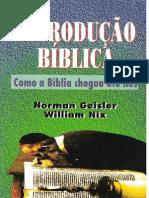Norman Geisler & William Nix - Introdução Bíblica - Como a Bíblia chegou até nós.doc