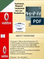 Vodafone business report, 2009