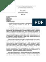 TALLER 1 FORMATIVO INVESTIGACIÓN ACTIVACIÓN CONOCIMIENTOS PREVIOS