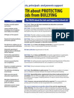 The TRUTH about PROTECTING our kids from BULLYING