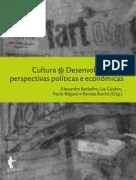 Cultura e Desenvolvimento Cult10 RI