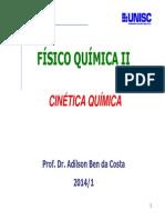 FQ2 2014 - Cinética química