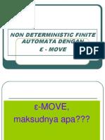 NFA dengan e-Move