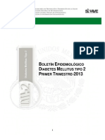 Diabetes Republica Mexicana