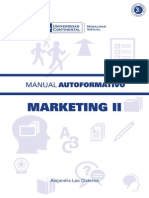 Marketing II (Manual)