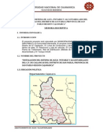 1º INFORME DE ABASTECIMIENTOS-CALLANCAS