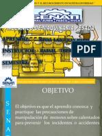 MECÁNICO DE MAQUINARIA PESADA