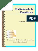 Didactica de La Estadistica