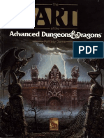 The Art of the Advanced Dungeons & Dragon Game