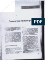 Documentos Medicolegales- Medicina Forense