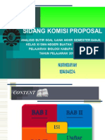 Seminar Proposal Fix
