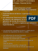Ley General Sistema Financiero