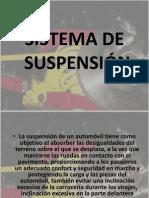 Sisteme de Suspension 2