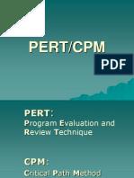 09a Pert - Cpm