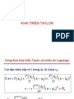 Khai Trien Taylor