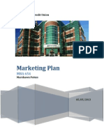 msufcu marketing plan
