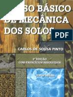 Curso Básico de Mecânica dos Solos (16 Aulas) - 3º Edição