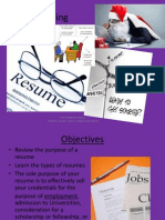 Resume Guidance - a guide towards quality resume