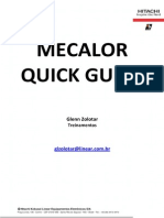 Quick Guide Mecalor_Rev00