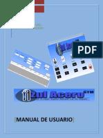 Manual de Usuario Version 3.0