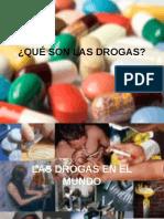 Drogas, Cerebro, Neurotransmisores
