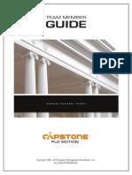 harvard capstone business guide