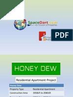 Honey Dew, Tellapur, Hyderabad at 29 - 40 Lakhs