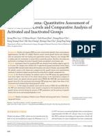 PRP-Assessment of Growthfactors