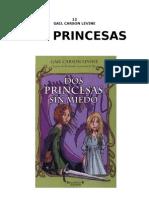 Dos Princesas Sin Miedo