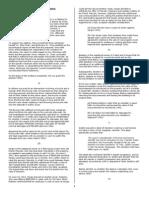 2008 - 2013 Bar Essay Questions (civil law)