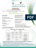 Proceso in GRE So 2014