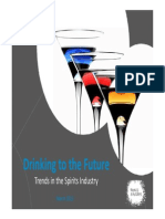 Drinking to the Future Trends in the Spirits Industry