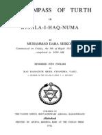 The Compass of Truth - Muhammad Dara Shikoh