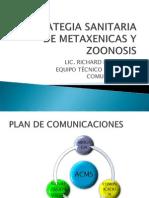 Estrategia Sanitaria de Metaxenicas y Zoonosis Ppr