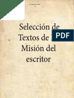 La Mision Del Escritor (1)