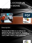 Como Elaborar Un Video en Movie Maker