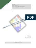 Resolución de conflictos en la escena de una emergencia(Atencion y solucion de conflictos en escena, victimas y familiares)