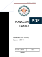 Ethics In Financial Managment