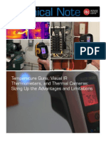 ITC - Temperture, Measurement, Thermal Tools Comparison