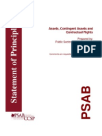 2013-11 Assets, Contingent Assets, Contractual Rights