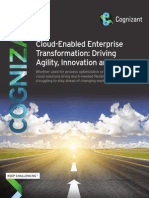 Cloud-Enabled Enterprise Transformation