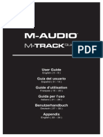 M-Track Quad - User Guide - V1.0