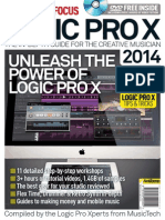 Music Tech Focus - Logic Pro X